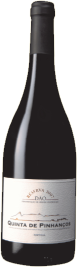 Quinta De Pinhacos Reserva Dao Doc Reserva Red Wine 2007